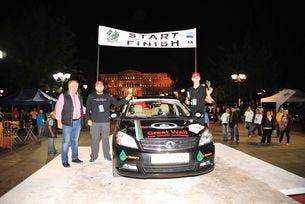 Българи са трети в Световния еко рали шампионат
