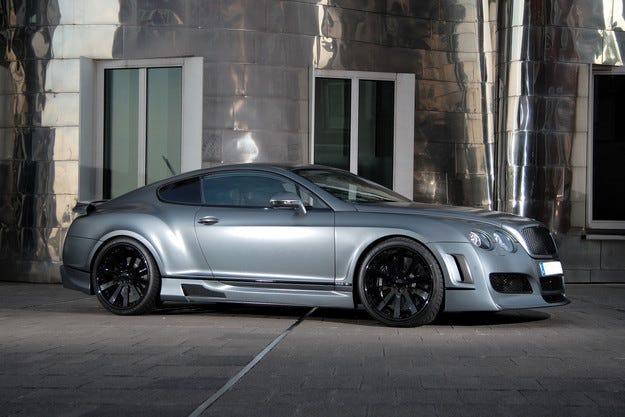 Bentley очаква отлични продажби на Continental GT