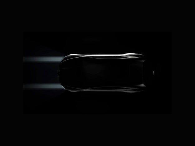 Публикуваха първия тийзър на концепта Audi А9