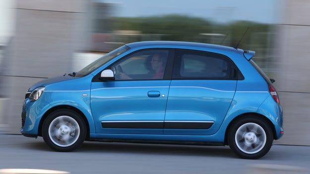 Дочуто: Renault Twingo като градски индианец