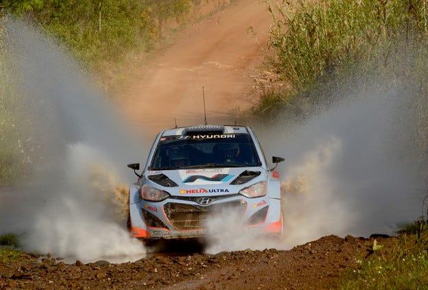 Без съществени промени във WRC и догодина