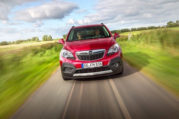 За две години 300 000 продажби на Opel Mokka