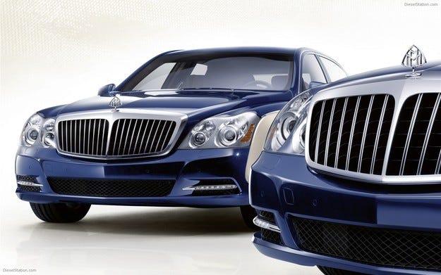Mercedes-Benz ще представи нов Maybach през тази година
