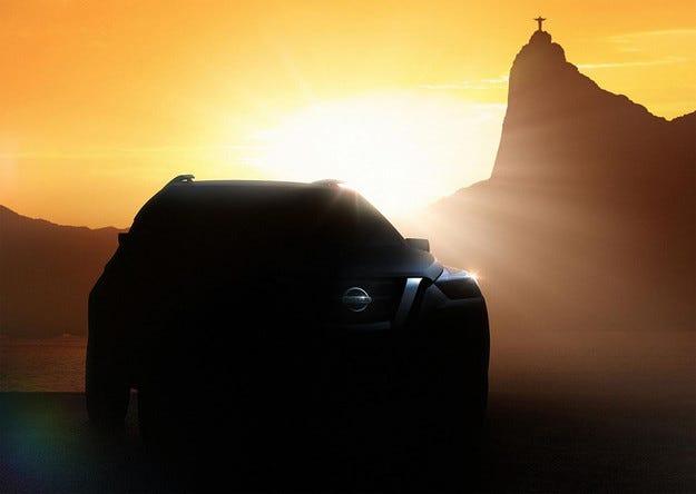 Nissan анонсира нов високопроходим модел