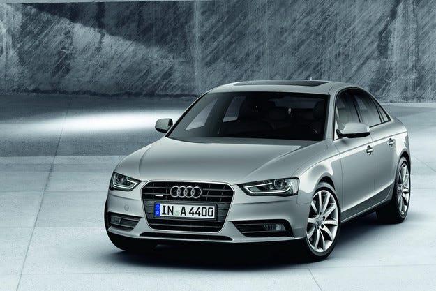 Audi отзовава 850 хиляди автомобила из целия свят