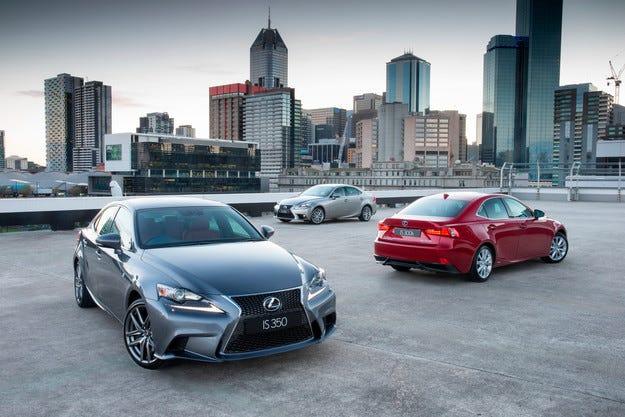Определиха Lexus като най-надеждна марка в света