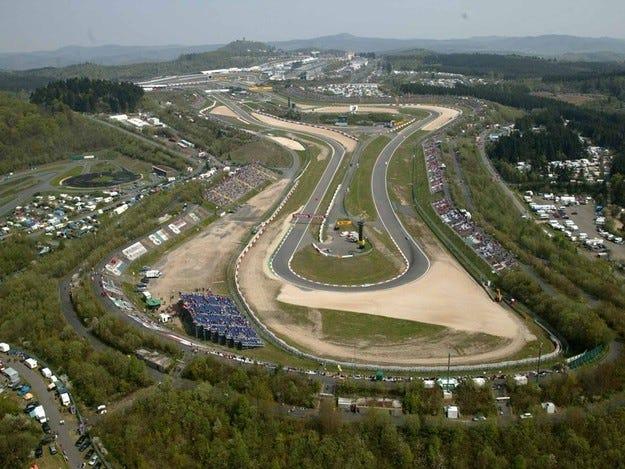 Руски бизнесмен е купил пистата Нюрбургринг