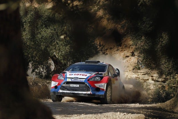 Кубица си тръгва от WRC?