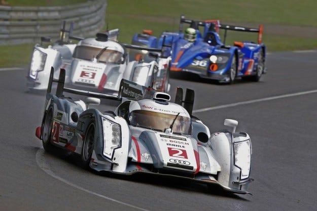 Audi отрича за Формула 1