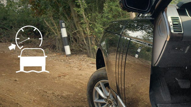 Range Rover, Range Rover Sport: Още офроуд заложби