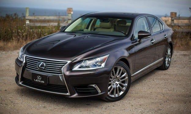 Новото поколение Lexus LS ще бъде по-емоционално