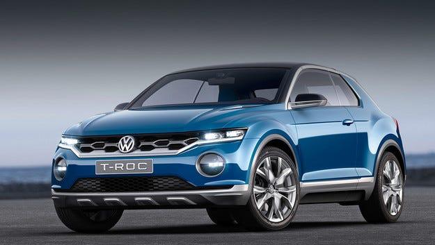 Осмото поколение на VW Golf ще има и кросоувър