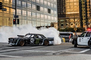 Gymkhana Seven: Wild in the Streets of Los Angeles!