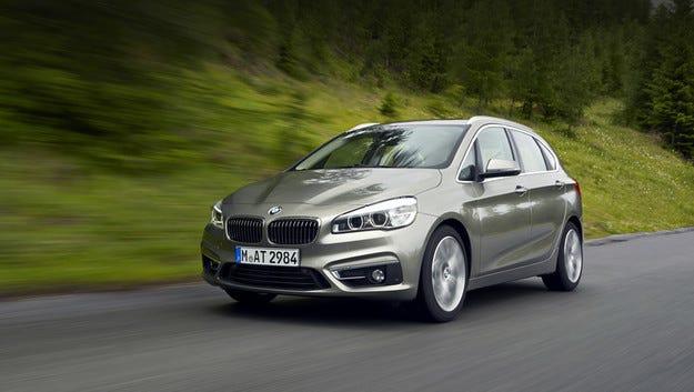 Active Tourer eDrive допълва гамата на хибридите на BMW