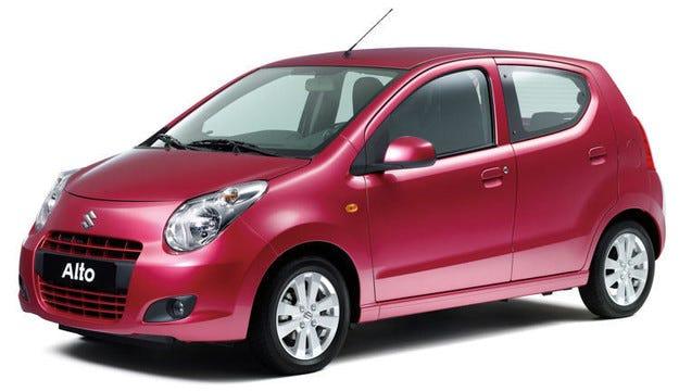 Обявиха премиерата на новия градски хечбек Suzuki Alto