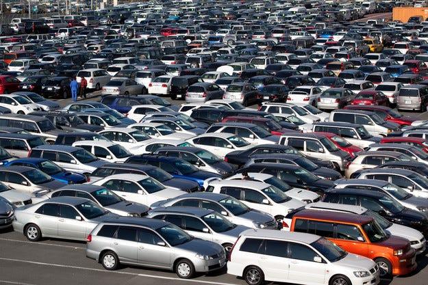 Класираха страните в света по броя на автомобилите им