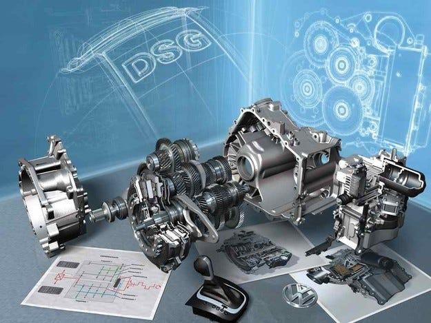 Новият Volkswagen Golf ще получи 10-степенна DSG