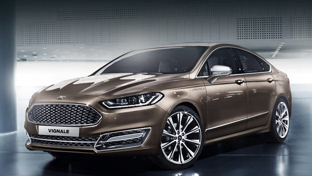 Ford ще направи от Vignale самостоятелен бранд