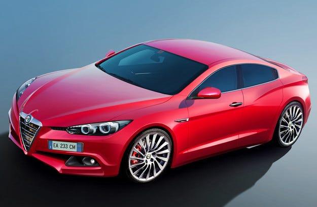 Обявиха дата за премиерата на нов седан Alfa Romeo