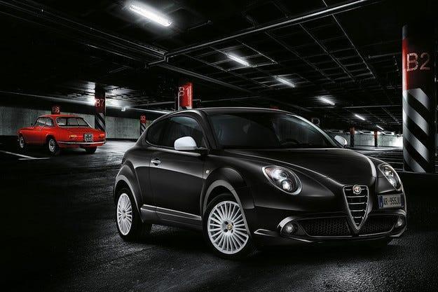 Alfa Romeo Mito Junior: Нов специален модел