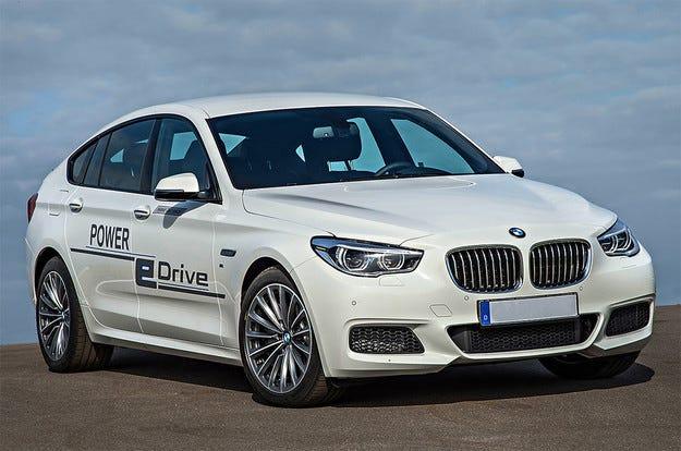BMW представи нова хибридна система с 670 конски сили