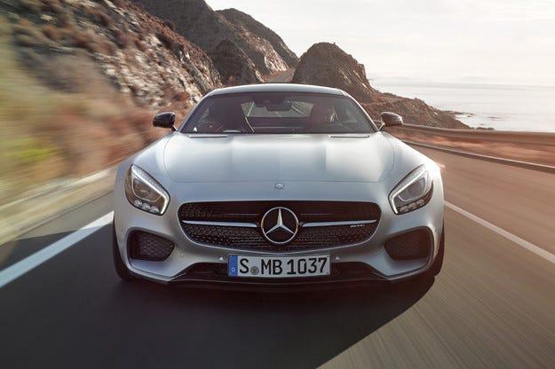 Mercedes-Benz пуска нова моделна гама