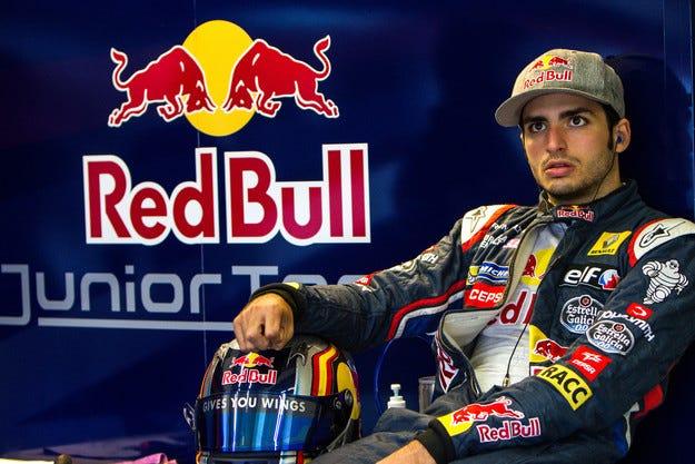 Карлос Сайнц ще дебютира във Формула 1