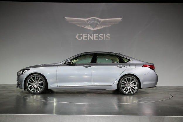 Hyundai Genesis: Сътворението на бъдещето 2