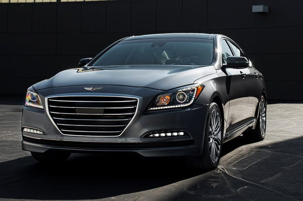 Hyundai Genesis: Сътворението на автомобила 3
