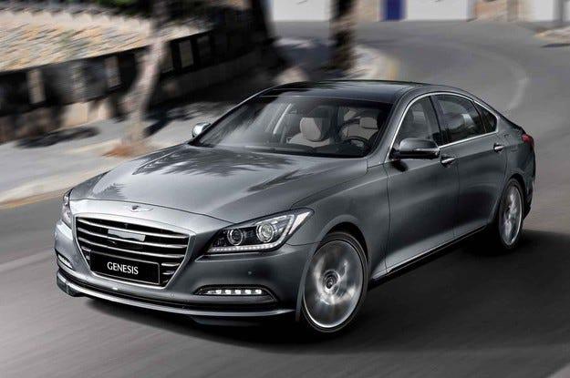 Hyundai Genesis: Сътворението на автомобила 4