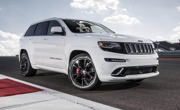 Обновеният Jeep Grand Cherokee с нов двигател Pentastar