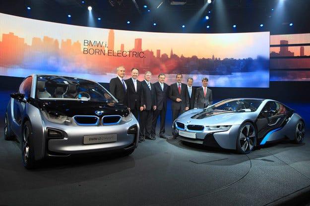 Продажбите на BMW Group над два милиона през 2014 г.