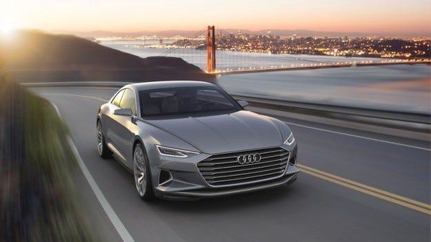 През 2017 г. представят новото поколение Audi A6