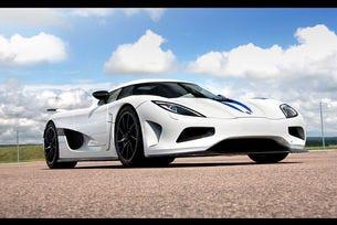 Koenigsegg разработва нов спортен автомобил