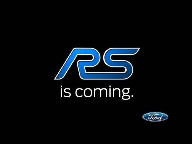 Американската компания Ford представя изцяло нов Focus RS