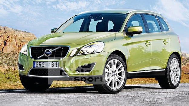 Volvo потвърждава, че ще прави компактния XC40