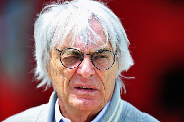 Екълстоун си върна пълния контрол над Формула 1