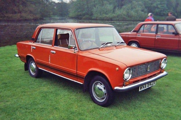 Fiat планира да възроди съветското Жигули