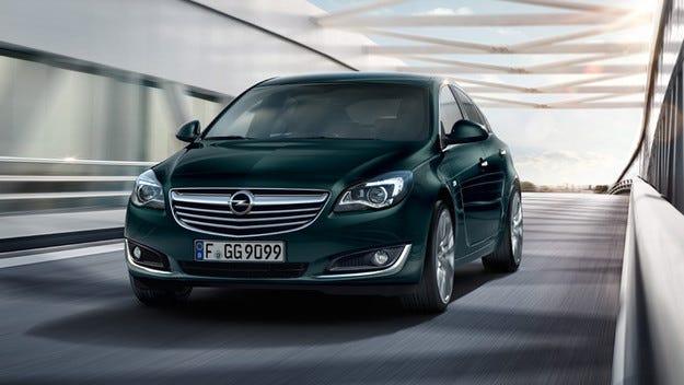 Opel няма да произвежда нов голям седан