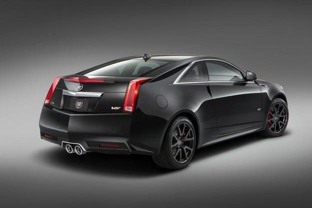 Cadillac представя нов CTS-V с 640 конски сили