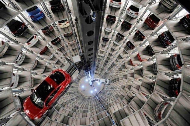 Volkswagen Group е най-големият производител в света