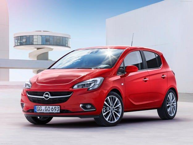 Продажбите на Opel/Vauxhall почти 1,1 млн. автомобила