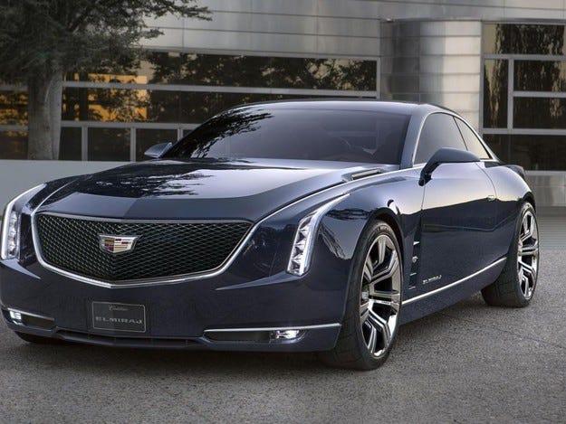 Cadillac оповести конкурент на Audi A3