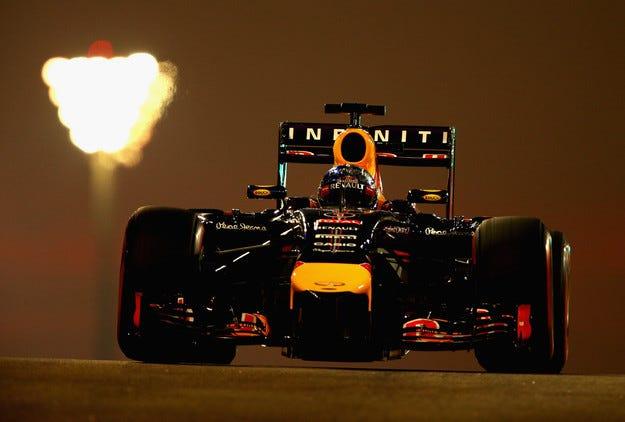 Връщат широките гуми във Формула 1
