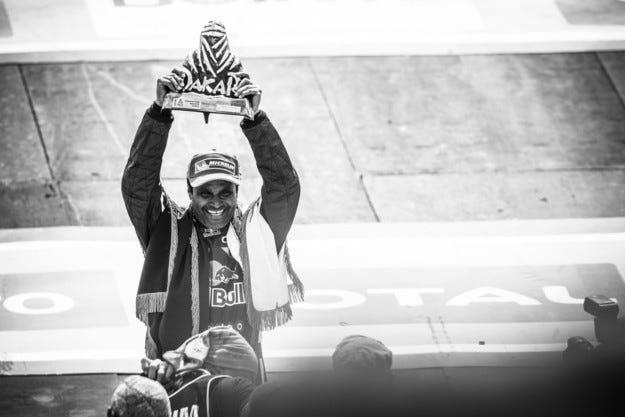 Рали Дакар: Ал-Атия е номер едно!