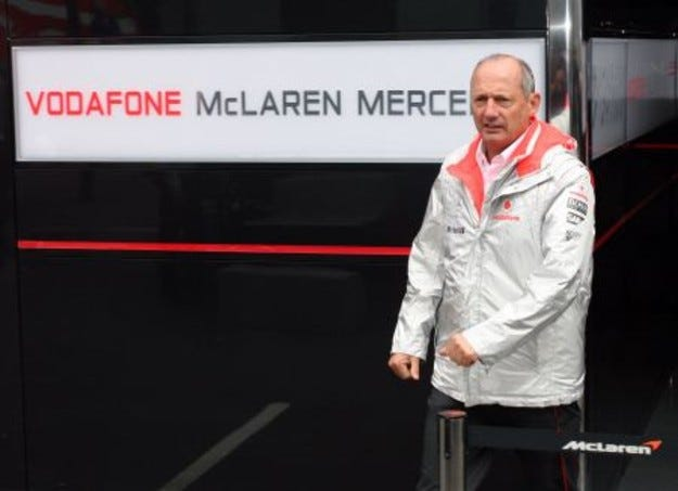 McLaren няма да обжалва