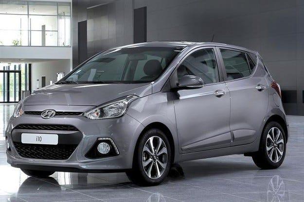 Hyundai i10 отново над конкурентите в сравнителен тест
