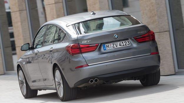 Търсен в Америка и Китай: BMW планира нова Серия 5 GT