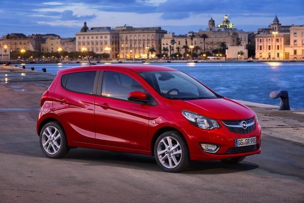 Малкият Opel Karl ще се преобрази в електромобил