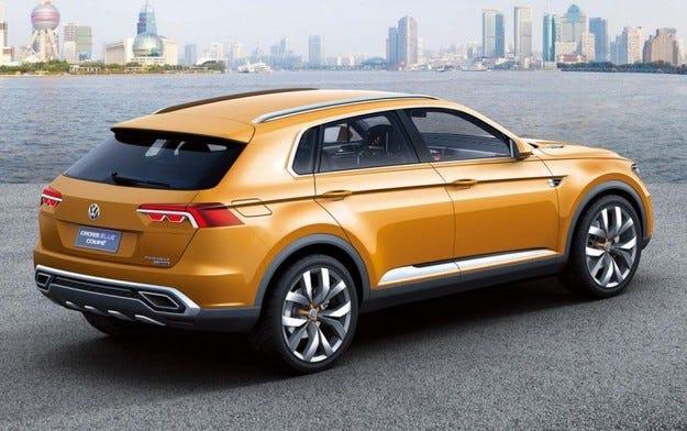 VW ще представи новия Tiguan през септември 2015